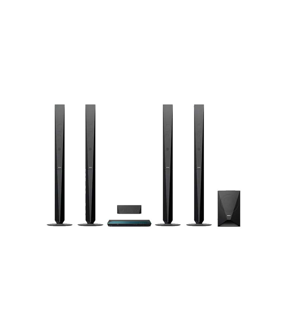 Sony Blu-Ray Home Cinema System - Bdv-E6100